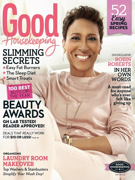 Good Housekeeping Cover - 5/1/2014