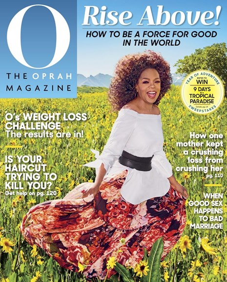 O The Oprah Cover - 4/1/2017