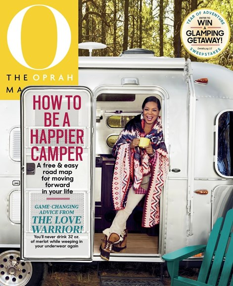 O The Oprah Cover - 2/1/2017