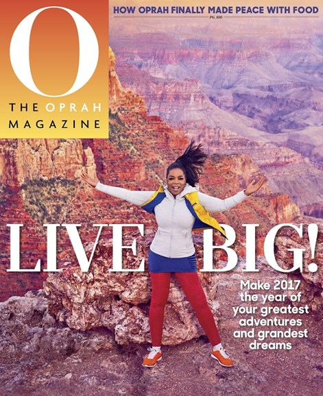 O The Oprah Cover - 1/1/2017