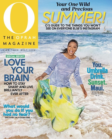 O The Oprah Cover - 6/1/2017