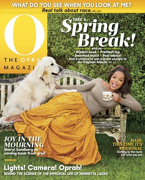 O The Oprah Cover - 5/1/2017
