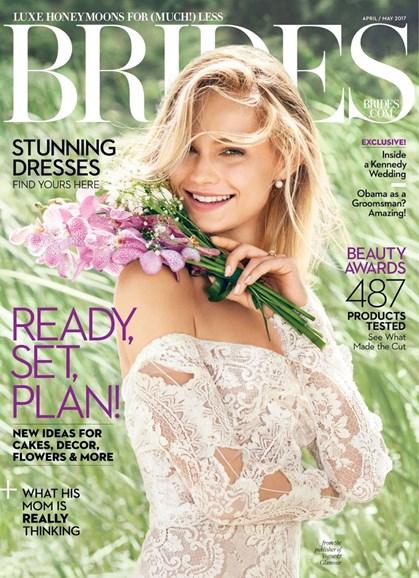 Brides Cover - 4/1/2017