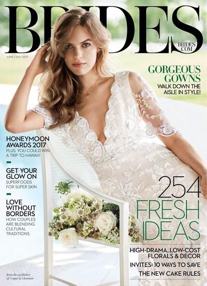 Brides Cover - 6/1/2017