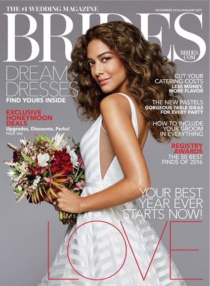 Brides Cover - 12/1/2016