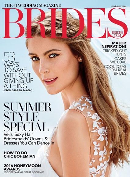 Brides Cover - 6/1/2016
