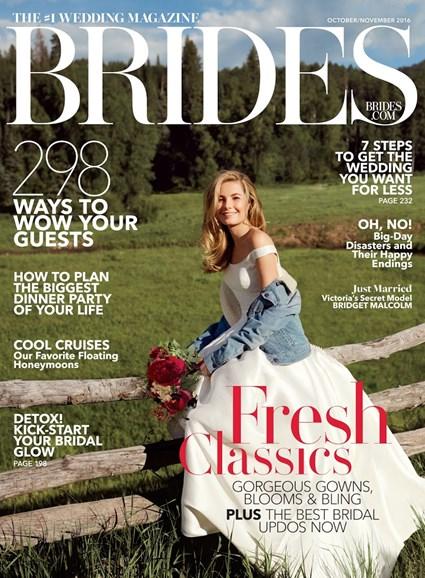 Brides Cover - 10/1/2016