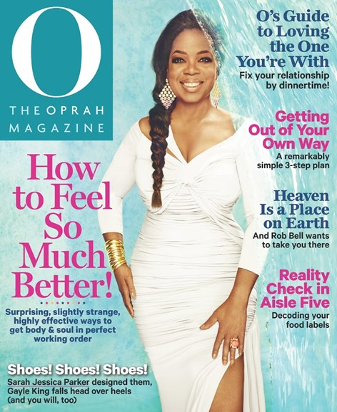 O The Oprah Cover - 2/1/2014