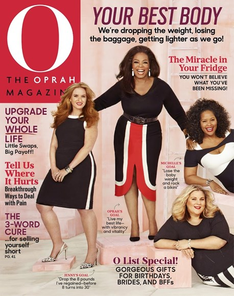 O The Oprah Cover - 4/1/2016