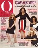 O The Oprah Magazine 4/1/2016