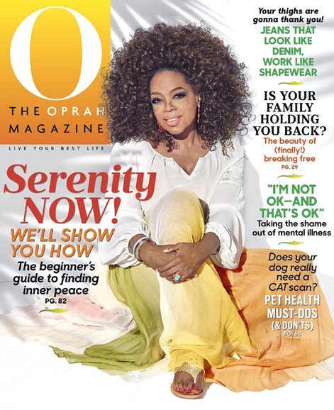 O The Oprah Cover - 8/1/2016