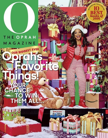 O The Oprah Cover - 12/1/2016