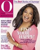 O The Oprah Magazine 7/1/2016