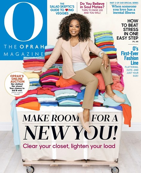 O The Oprah Cover - 3/1/2016