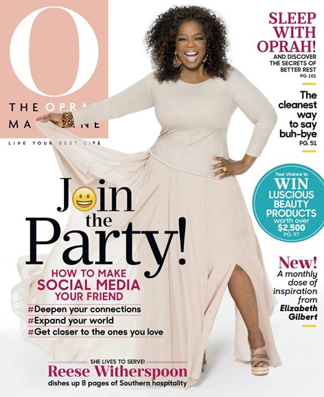 O The Oprah Cover - 5/1/2016