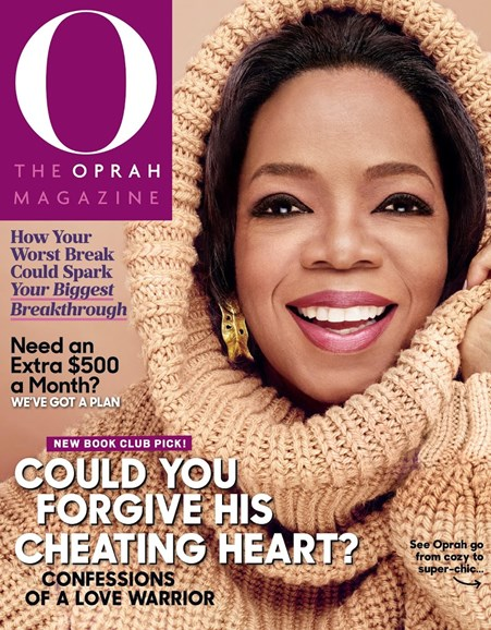 O The Oprah Cover - 10/1/2016