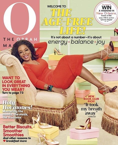 O The Oprah Cover - 9/1/2016