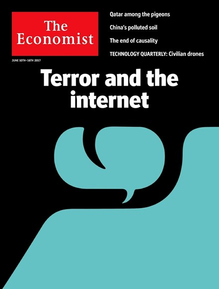 The Economist Cover - 6/10/2017