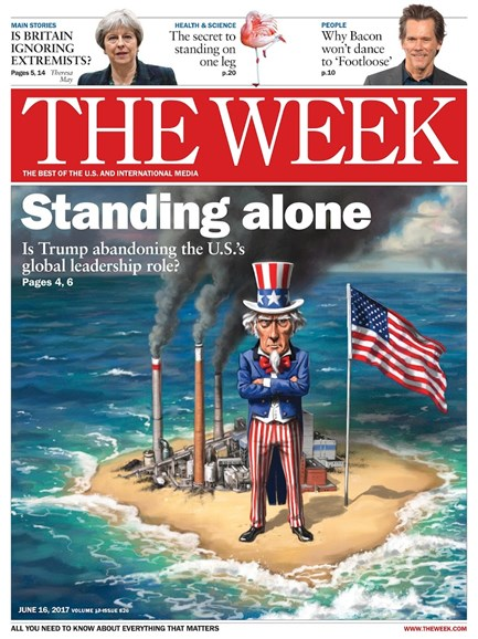The Week Cover - 6/16/2017