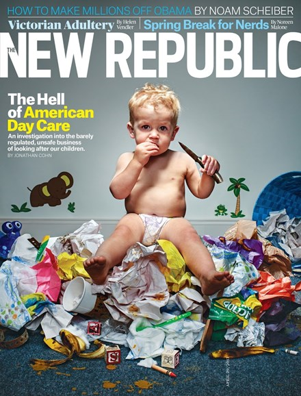 The New Republic Cover - 5/29/2013