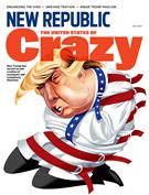 The New Republic Magazine 7/1/2017