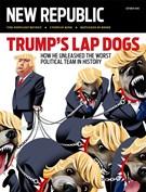 The New Republic Magazine 10/1/2016