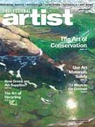 Professional Artist Magazine 4/1/2014