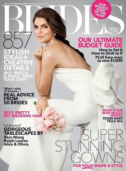 Brides Cover - 2/1/2015