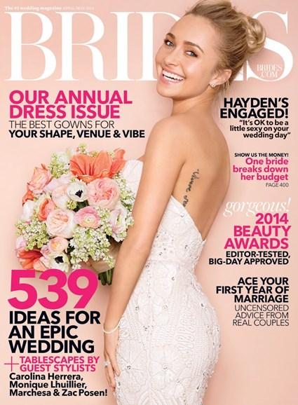 Brides Cover - 4/1/2014