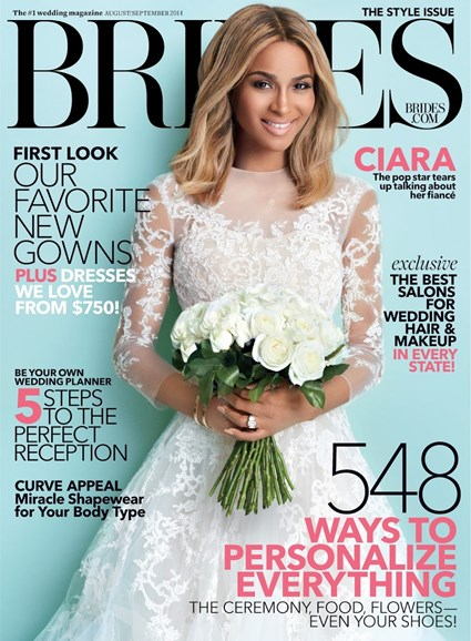 Brides Cover - 8/1/2014
