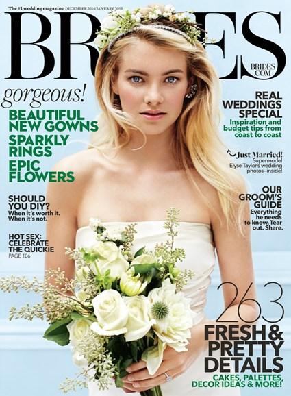 Brides Cover - 12/1/2014