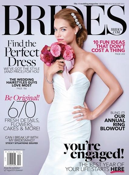 Brides Cover - 12/1/2013