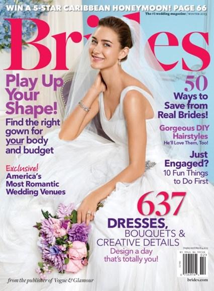 Brides Cover - 2/1/2013