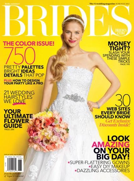 Brides Cover - 6/1/2013