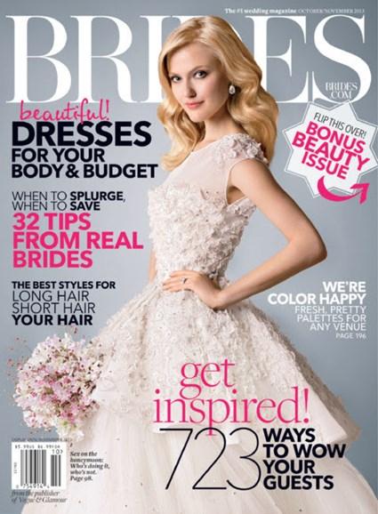 Brides Cover - 10/1/2013