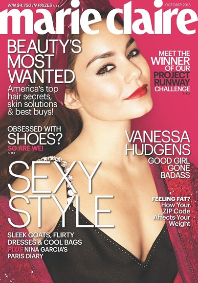 Marie Claire Cover - 10/1/2013
