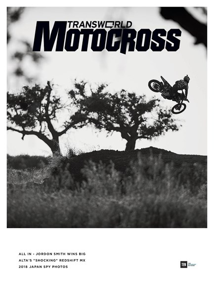 Transworld Motocross Cover - 7/1/2017