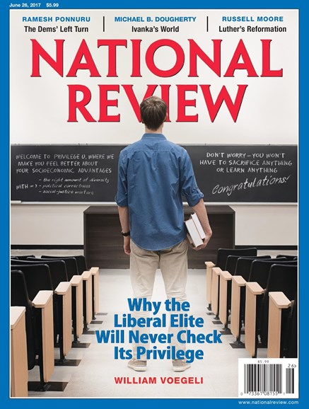 National Review Cover - 6/26/2017
