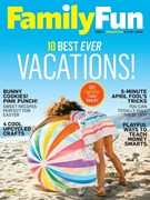 Family Fun Magazine 4/1/2017