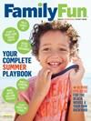 Family Fun Magazine | 6/1/2017 Cover