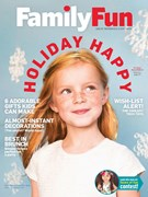 Family Fun Magazine 12/1/2015
