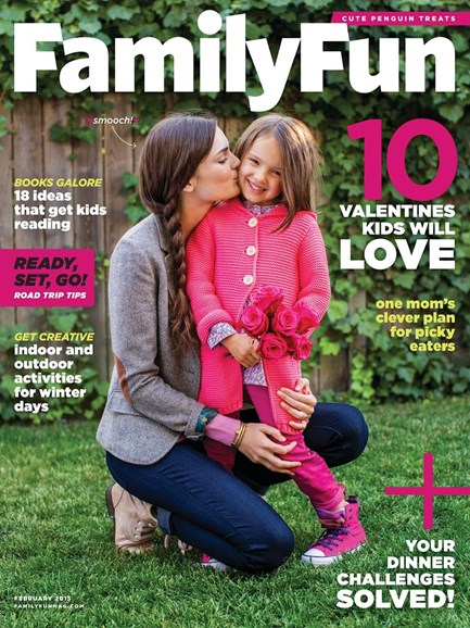 Family Fun Cover - 2/1/2015