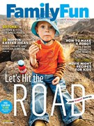 Family Fun Magazine 4/1/2016