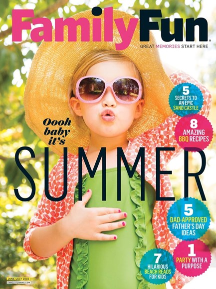 Family Fun Cover - 6/1/2016