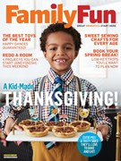 Family Fun Magazine 11/1/2016