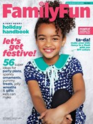 Family Fun Magazine 12/1/2014
