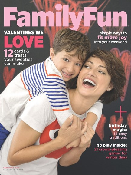 Family Fun Cover - 2/1/2014