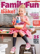 Family Fun Magazine 11/1/2014