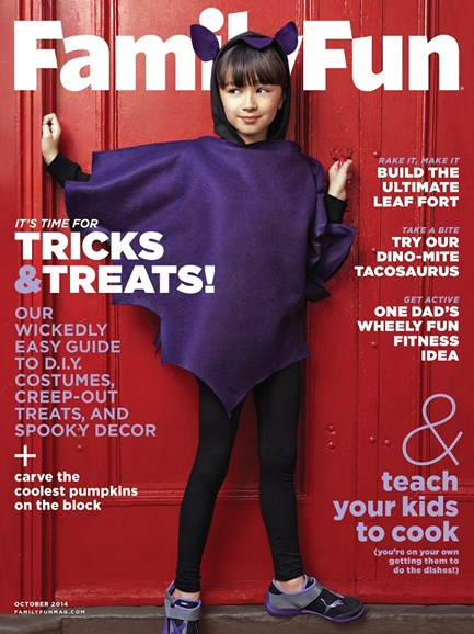 Family Fun Cover - 10/1/2014