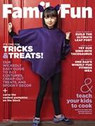 Family Fun Magazine 10/1/2014